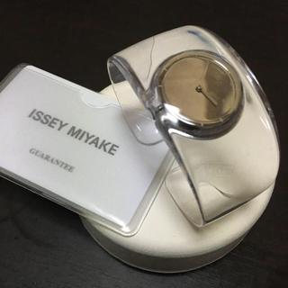 イッセイミヤケ(ISSEY MIYAKE)のISSEY MIYAKE Oウォッチ(腕時計)