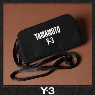 ワイスリー(Y-3)の[新品/タグ付き] Y-3 ミニショルダーポーチ ブラック/ホワイト(ショルダーバッグ)