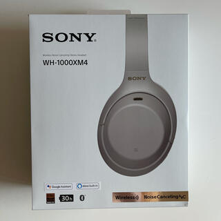 ソニー(SONY)のSONY WH-1000XM4  ※使用わずか(ヘッドフォン/イヤフォン)