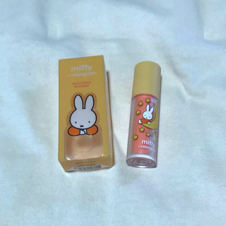 3ce - miffy colorgram 韓国コスメ チーク