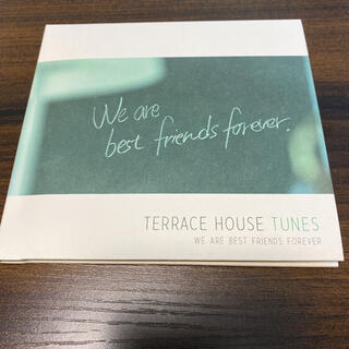 TERRACE HOUSE TUNES We are best friends(テレビドラマサントラ)