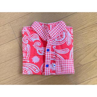 ロデオクラウンズワイドボウル(RODEO CROWNS WIDE BOWL)の◻️【 M 】RCS ハワイアン Tシャツ(Tシャツ/カットソー)