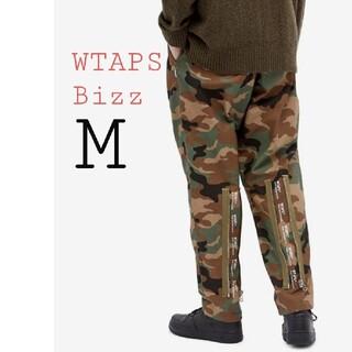 ダブルタップス(W)taps)の定価以下 WTAPS BIZZ trousers M woodland(ワークパンツ/カーゴパンツ)