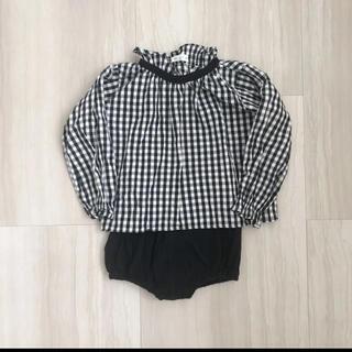 ディーホリック(dholic)の【週末セール!】韓国子供服♡コーディネート(ブラウス)