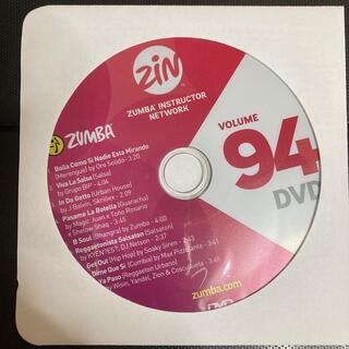 ズンバ(Zumba)のZUMBA DVDのみ(トレーニング用品)