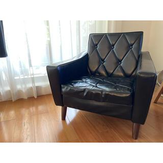 カリモクカグ(カリモク家具)のこてつ様専用 中古:カリモク60  ロビーチェア 1シーター(一人掛けソファ)