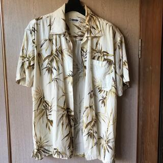 レノマ(RENOMA)のシャツ Mサイズ 白 黄色(シャツ)