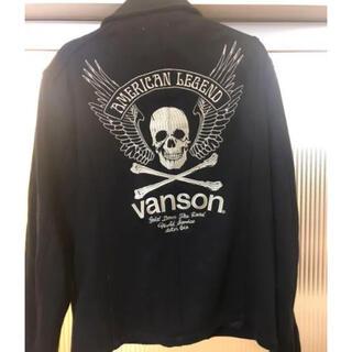 バンソン(VANSON)のジャケット vanson バンソン(ライダースジャケット)