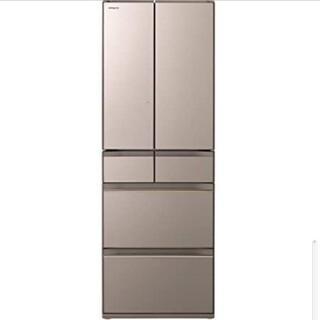 日立 - 冷蔵庫 日立 プラチナム真空チルド 美品 クリスタルシャンパン 使用頻度少ない