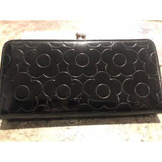 マリークワント(MARY QUANT)のマリークワント がま口 長財布(財布)
