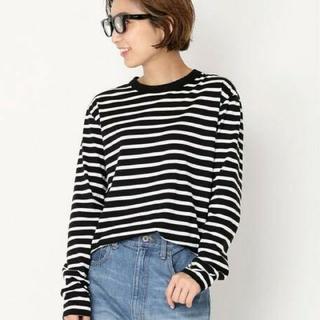 ドゥーズィエムクラス(DEUXIEME CLASSE)のDeuxieme Classe COCO Stripe Tシャツ No5(カットソー(長袖/七分))