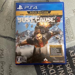 プレイステーション4(PlayStation4)のジャストコーズ3 ゴールドエディション PS4(家庭用ゲームソフト)