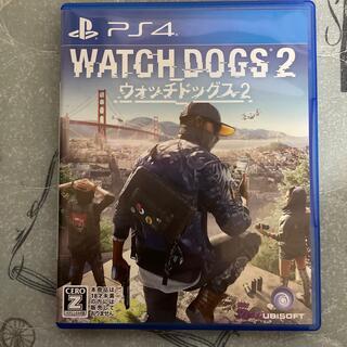 プレイステーション4(PlayStation4)のウォッチドッグス2 PS4(家庭用ゲームソフト)