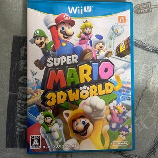 ウィーユー(Wii U)のスーパーマリオ 3Dワールド Wii U(家庭用ゲームソフト)