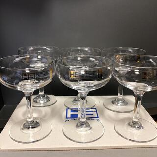 東洋佐々木ガラス - 【高級シャンパングラス】6個セット 東洋佐々木ガラス株式会社 シャンパンタワー