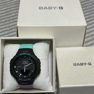 ベビージー(Baby-G)のBABY-G BSA-B100(腕時計)