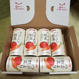 KAGOME - カゴメつぶより野菜 6本