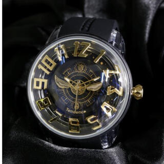 テンデンス(Tendence)のテンデンス/Tendence ゴールデン・スニッチ モデル(腕時計(アナログ))