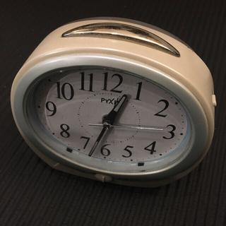 SEIKO - 【送料込み】置き時計電池付きセイコーSEIKO目覚し時計
