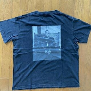 シュプリーム(Supreme)のKITH ビギー CLASSIC LOGO VINTAGE Tシャツ(Tシャツ/カットソー(半袖/袖なし))