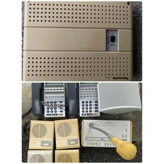 パナソニック(Panasonic)の◇パナソニック VB-E150 ×1  Acsol-V512主装置 中古(OA機器)
