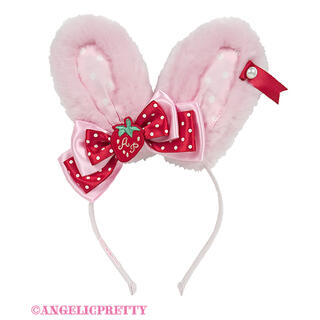 Angelic Pretty - Angelic Pretty Little StrawberryリリカルバニKC