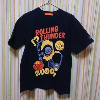 ローリングクレイドル(ROLLING CRADLE)のROLLER CRADLE×THUNDER BOX Tシャツ(Tシャツ/カットソー(半袖/袖なし))