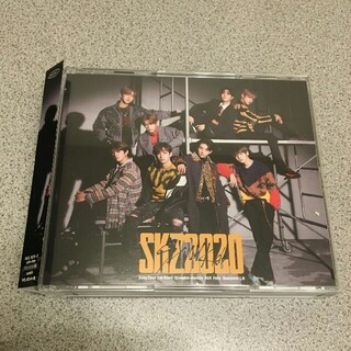 Stray Kids → SKZ2020 初回限定盤(K-POP/アジア)