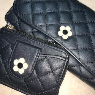 マリークワント(MARY QUANT)の長財布 &パスケース(MARY QUANT)(財布)