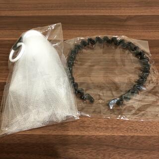 カネボウ(Kanebo)のカネボウ 洗顔ネット カチューシャのセット VOCE(洗顔ネット/泡立て小物)