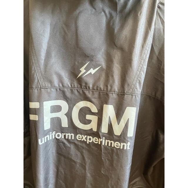 uniform experiment(ユニフォームエクスペリメント)のUE FRAGMENT BURTLE AIR CRAFT BLOUSON M メンズのジャケット/アウター(ブルゾン)の商品写真