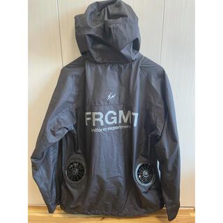 uniform experiment - UE FRAGMENT BURTLE AIR CRAFT BLOUSON M