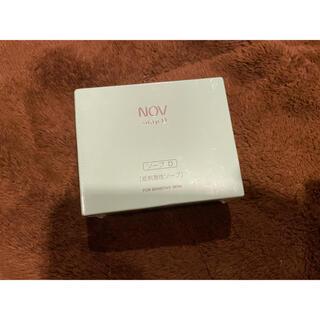 ノブ(NOV)のNov 低刺激性石鹸(ボディソープ/石鹸)