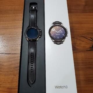 ギャラクシー(Galaxy)のGalaxywatch3(腕時計(デジタル))