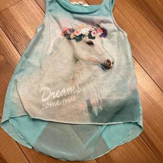エイチアンドエム(H&M)のユニコーン タンクトップ(Tシャツ/カットソー)
