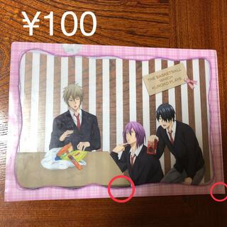 黒バス 紫原&氷室&福井 クリアファイル(クリアファイル)