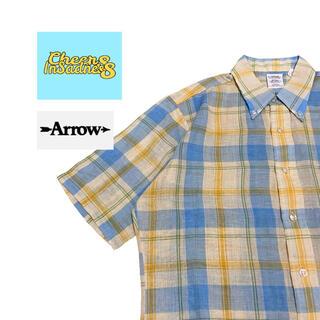 アロー(ARROW)のARROW/アロー/Decton Perma Ironタグ/60's/usa製(シャツ)