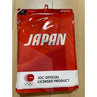 アシックス(asics)の2020東京オリンピックTシャツ XL(記念品/関連グッズ)