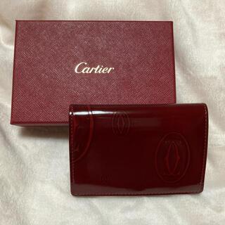 カルティエ(Cartier)のCartier 名刺入れ・カードケース (名刺入れ/定期入れ)
