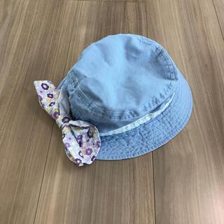 ミキハウス(mikihouse)のミキハウス 帽子 S 48〜50(帽子)