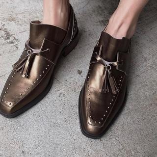 アメリヴィンテージ(Ameri VINTAGE)のアメリヴィンテージ    タッセルローファー(ローファー/革靴)