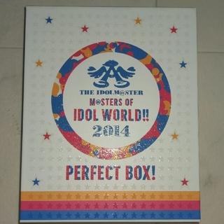 バンダイナムコエンターテインメント(BANDAI NAMCO Entertainment)のアイドルマスター M@STERS OF IDOL WORLD!!2014(アニメ)