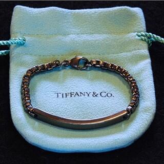 ティファニー(Tiffany & Co.)の★希少★TIFFANY&Co.ティファニー 美品 Vintage Black (ブレスレット)