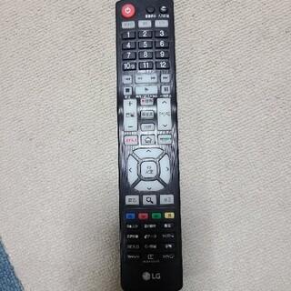エルジーエレクトロニクス(LG Electronics)のリモコン TV用 LG(その他)