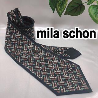 ミラショーン(mila schon)のmila schon ミラ ショーン ネクタイ 総柄(ネクタイ)