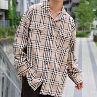 kutir アソートオープンカラーシャツ