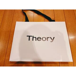 セオリー(theory)のセオリー ショップ袋(ショップ袋)
