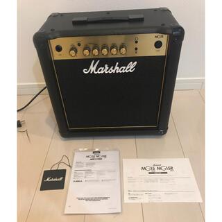 Marshall MG15ギターアンプ(ギターアンプ)