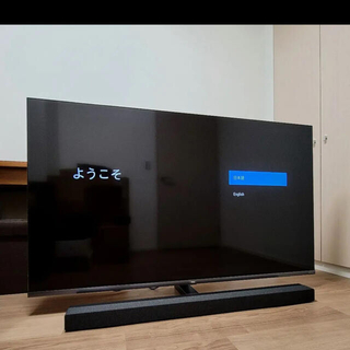 LG Electronics - 定価20万 ほぼ新品 TCL  X10 4Kテレビ 120KHz
