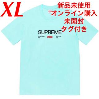 シュプリーム(Supreme)のSupreme Est. 1994 Tee シュプリーム Tシャツ ボックスロゴ(Tシャツ/カットソー(半袖/袖なし))